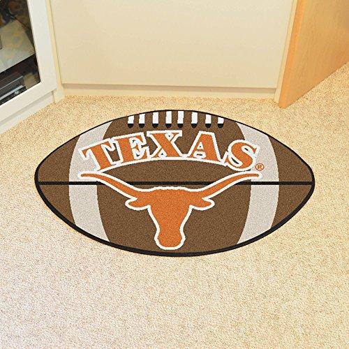 Fan Gear Fanmats Texas Football Chromojet Printed Rug 22