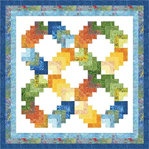 Pattern Cozy Quilt Designs (Cotton Rainbow Quilt Pattern by Cozy Quilt Designs)