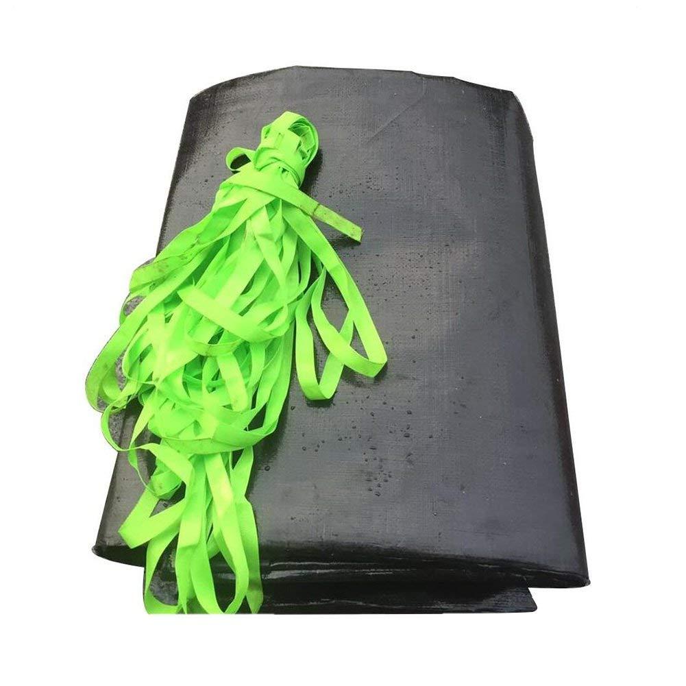 YUHUS YUHUS YUHUS Home Regenfestes Tuch wasserdicht Schwarze Dicke Plane, Sonnenschutzfolie für Gartenbaupflanzen, Sonnenschutz für Fracht, Winddicht, staubdicht und tragbar (Farbe   A, Größe   6x10M) B07QB6DTTN Zeltplanen Sonderpreis 8bab98