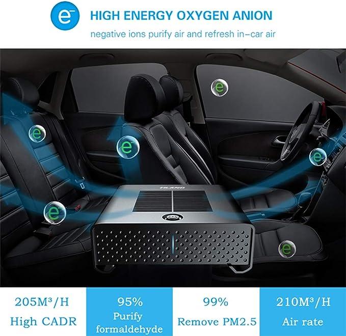 Amazon.es: Aire del coche del ambientador del purificador ...