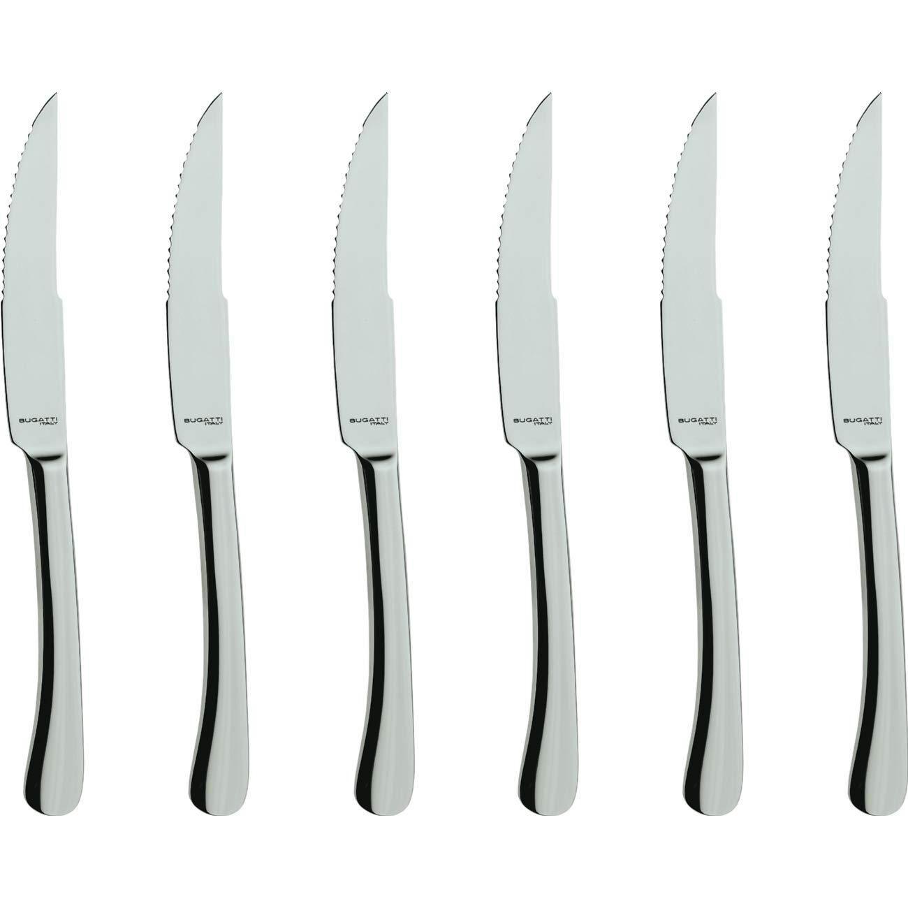 Bugatti - Settimo Cielo 6 Steak Knives