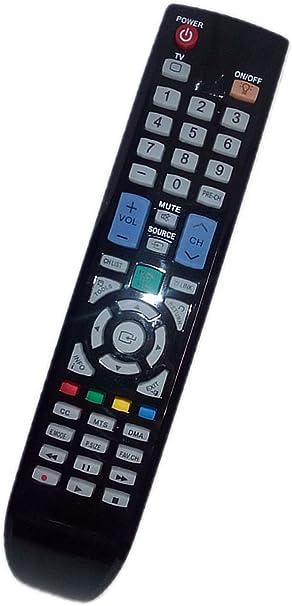 DEHA TV Remote Control for Samsung LE46B750U1WXXN Television
