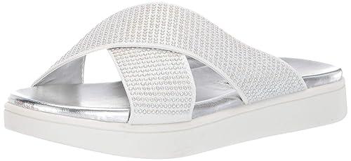 03b6b1b953b Amazon.com | Steve Madden Kids' Jfiery Slide Sandal | Sport Sandals