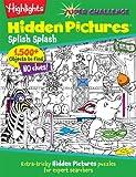 img - for Highlights Super Challenge Hidden Pictures  Splish Splash book / textbook / text book