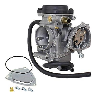 Triumilynn Carburetor for Bombardier Can-Am Outlander Max 400 4x4 2004 2005 2006 2007 2008 Carb: Automotive