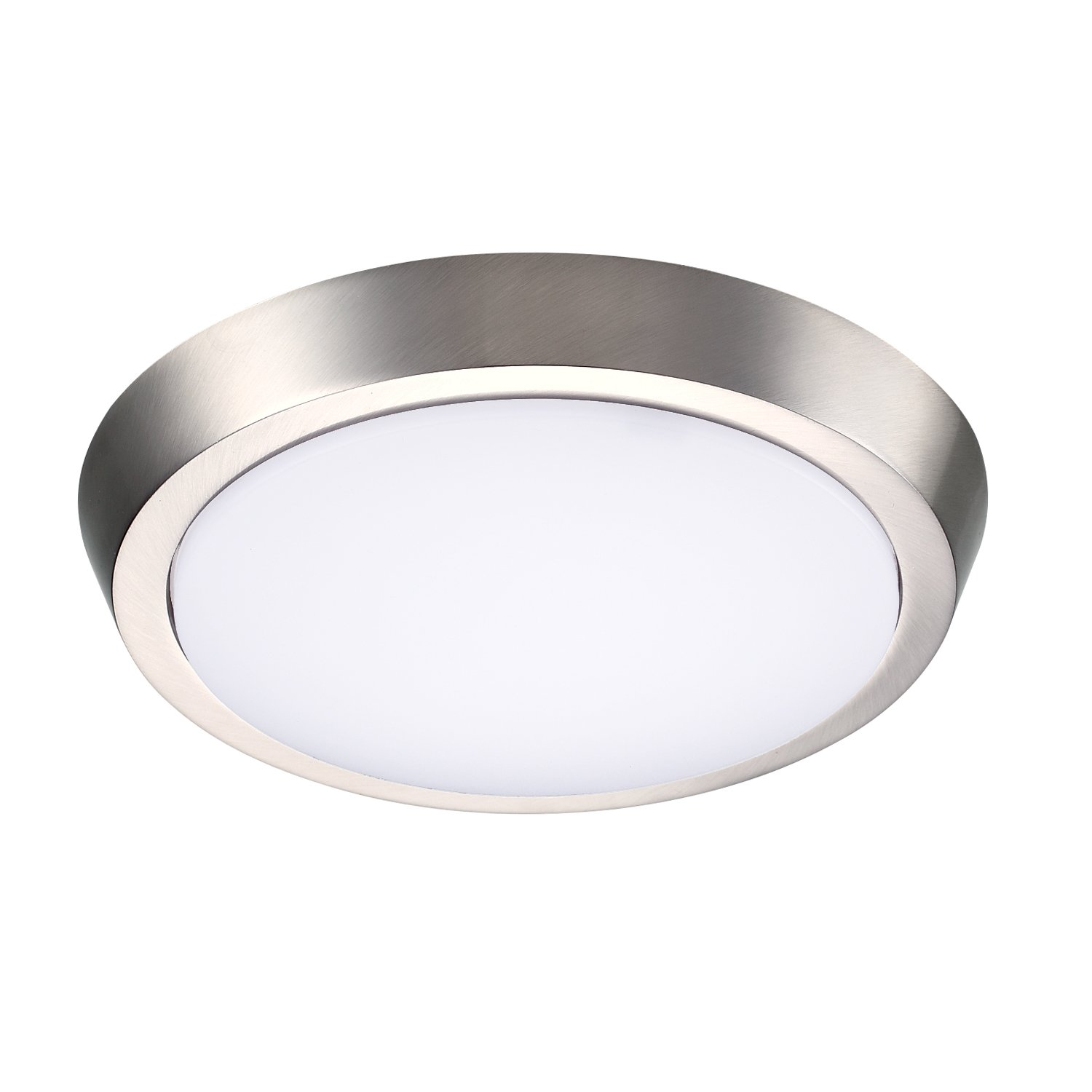 GetInLight 9 Inch Flush Mount LED Ceiling Light