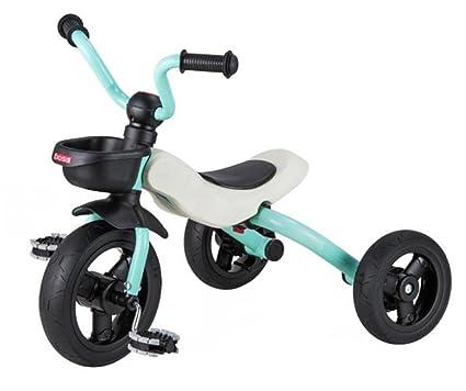 Niños Triciclo Multifuncional Plegable Bicicleta 1-3 años de edad Bebé Niño Niño Carruaje 3