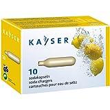 KAYSER - BOITE 10 CARTOUCHES SODA /EAU DE SELTZ