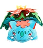 Pokemon: 12-inch Large Mega Venusaur Plush Toy Doll