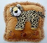 Cheetah Plush Pillow