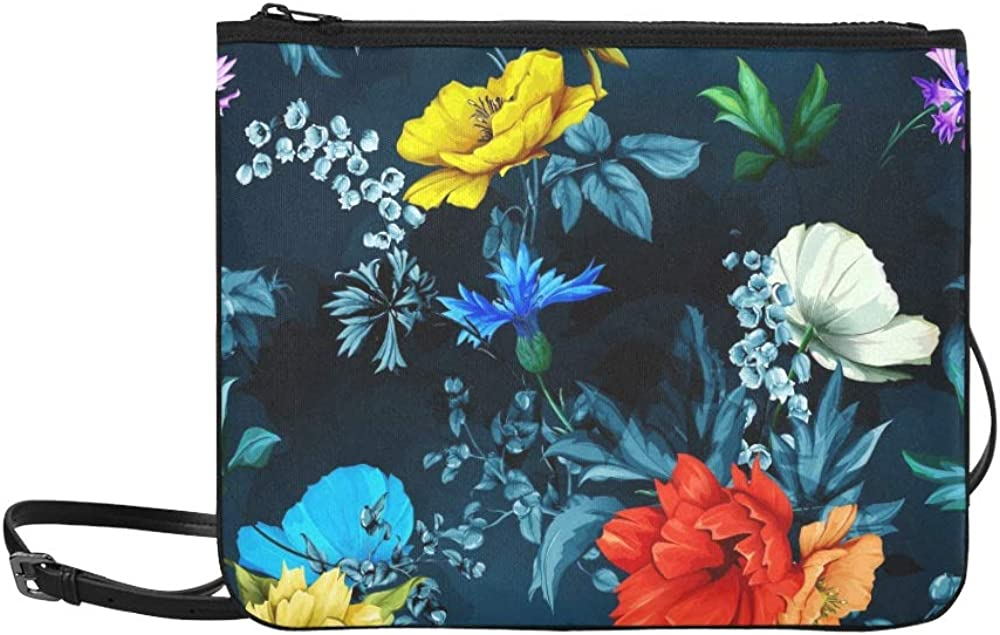 Poppy Wild Roses Cornflower With Peony And Leaves On White 582928084 13 inch Laptop Sleeve Neoprene Notebook Computer Pocket Tablet Briefcase Carrying Bag Pouch Skin Cover computer bag for Ac Flowers