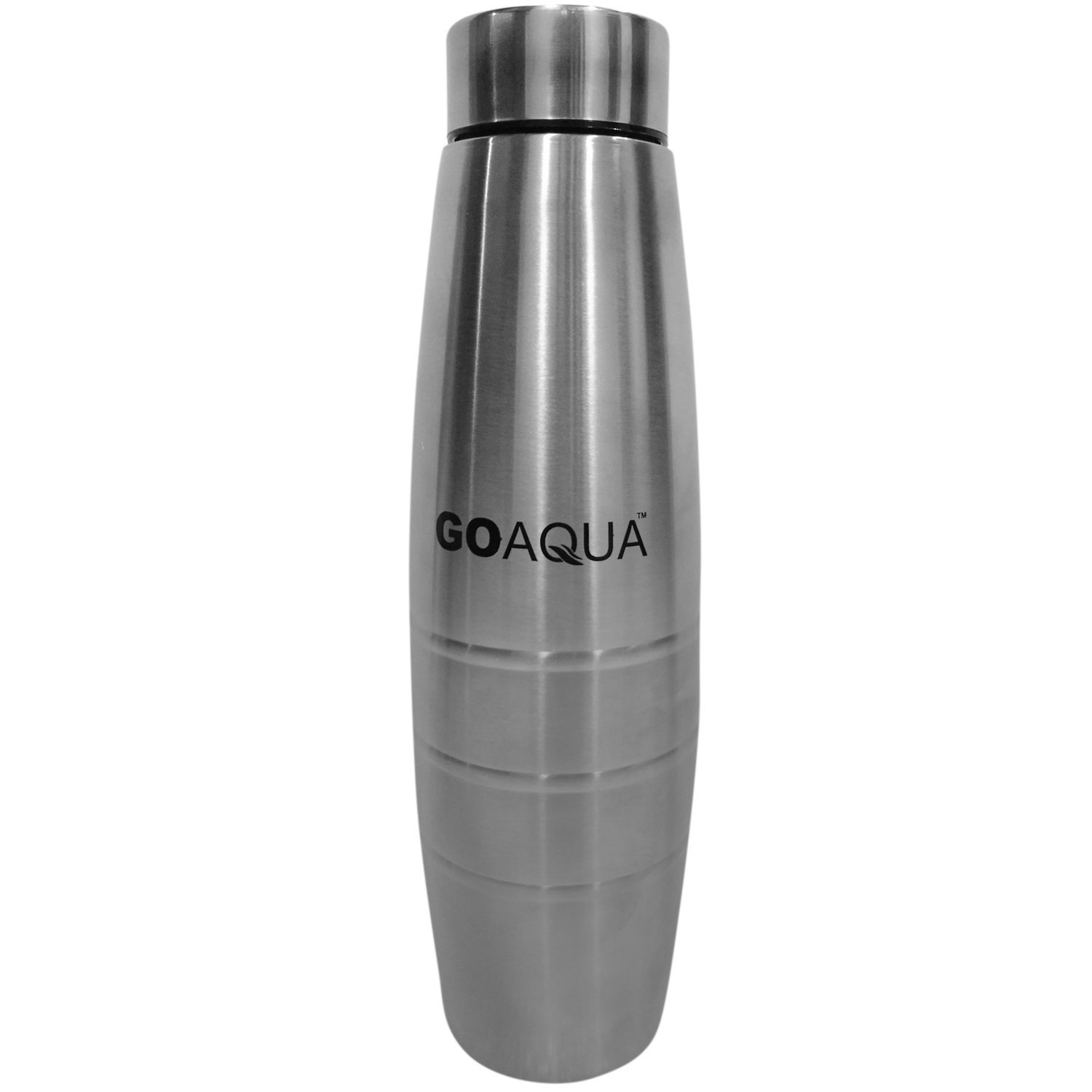 26ce6bcf266 Buy Rema -  GoIcyOval  Stainless Steel Fridge Water Bottle (Single) Online  at Low Prices in India - Amazon.in