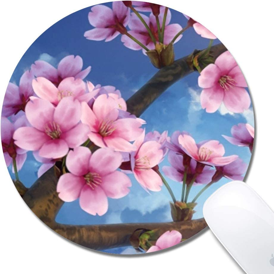 7.8x7.8 Inch Printed Rubber Desk Accessories Mouse Mat Computer Queen Bee with Crown Square Mouse Pad