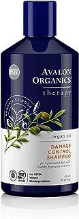 product image for Avalon Organics Therapy Damage Control Shampoo, Argan Oil, 14 Oz