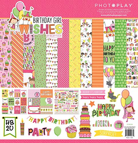 12-x-12-Inch Photoplay Paper BGW Collection Pack 12x12
