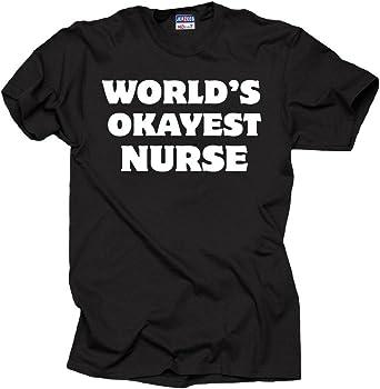 World/'s Okayest Nurse Unisex Hoodie
