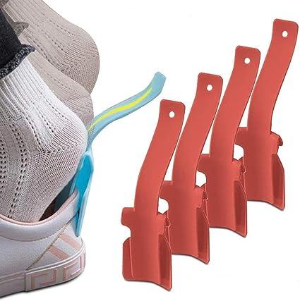 Wear Shoe Horn Helper Lazy Shoehorn Shoe Easy on And Off Shoe Sturdy Slip Tool