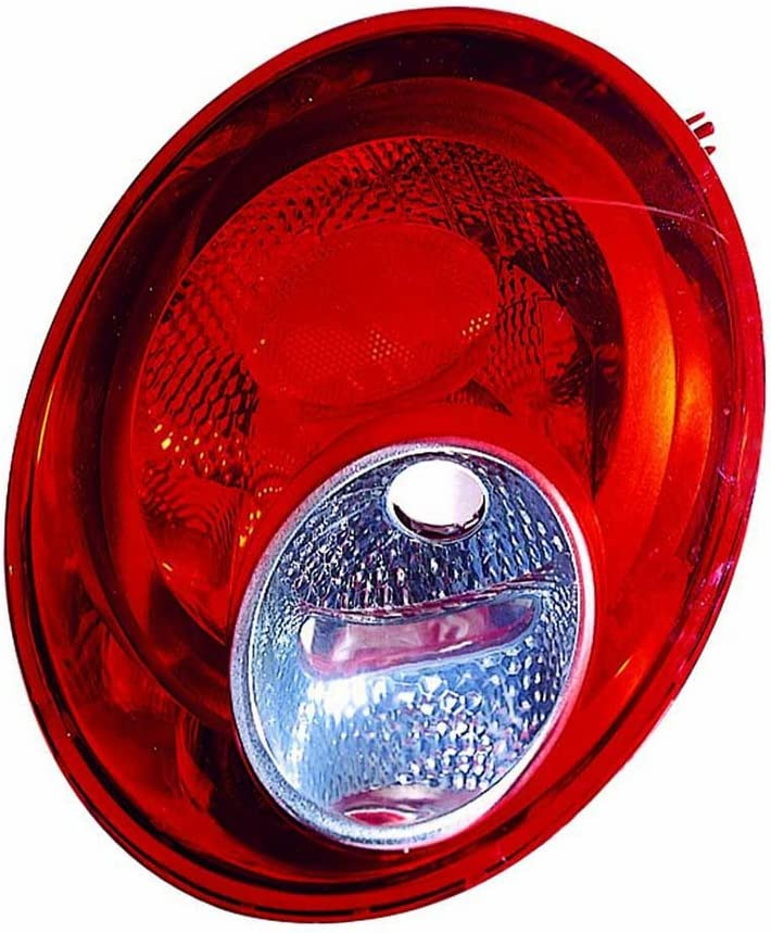 TYC NSF Left Side Tail Light Assy for Volkswagen Beetle 2006-2010 Models