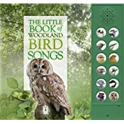 The Little Book of Woodland Bird Songs (Little Books of)