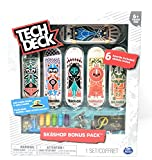 Tech Deck Sk8shop Bonus Pack Primitive Skateboarding with 6 Fingerboards