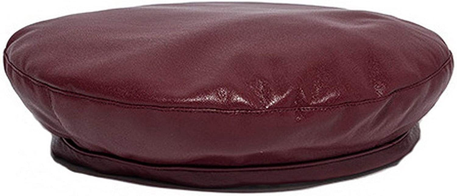 Women French PU Leather...