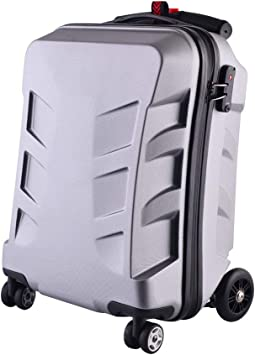 Amazon.com: Equipaje para scooter de 21.0 in, equipaje para ...