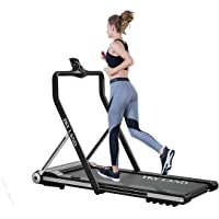 Skyland Unisex Adult High Fidelity Bluetooth Treadmill With build-In speaker EM-1269 - Black, 153cm x 76cm x 110cm