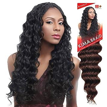 Amazon Com Harlem125 Synthetic Crochet Hair Kima Braid Ocean