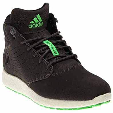 various colors 33f50 79d1f adidas D Rose Lakeshore Boost Mens Basketball Shoes Size US 8, Regular  Width, Color