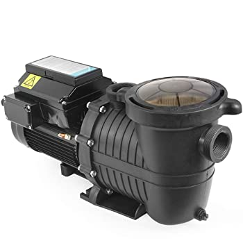 XtremepowerUS 1.5 HP Variable Speed Above Ground Pool Pump