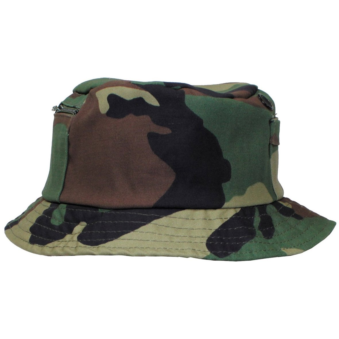 P-T-D Woodland Cappello da Pescatore