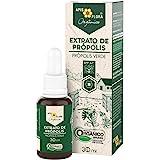 Extrato de Própolis Verde Orgânico 30 mL - BR, Extrato de Própolis Orgânico Apis Flora
