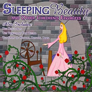 Sleeping Beauty and Other Children's Favorites Audiobook