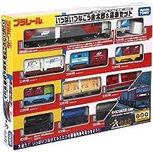 Let`s Chaining Kintaro & Freight Car Set (Model Train)
