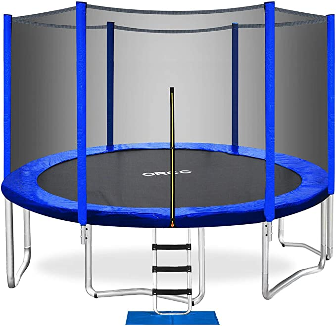 ORCC Outdoor Trampoline - The Best Family Trampoline