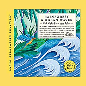 Meditative Ocean & Rainforest Audiobook