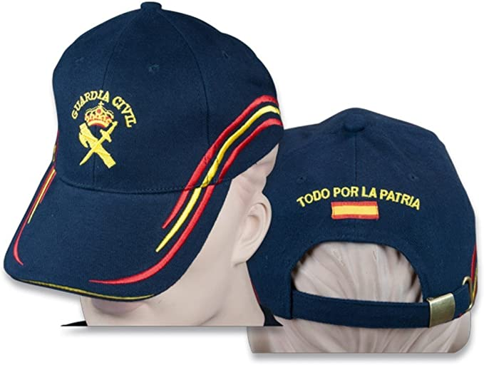 M.ALBAINOX - Gorra bandera guardia civil: Amazon.es: Electrónica
