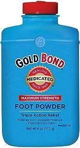 Gold Bond Maximum Strength Foot Powder 4 Ounce