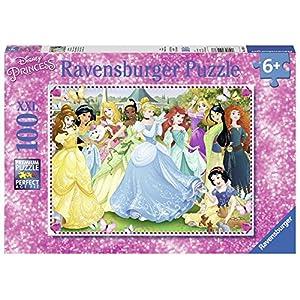 Ravensburger Charming Princesses Jigsaw Puzzle (100 Piece)