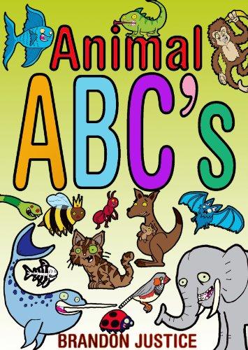 Animal ABCs Ring Flash Cards