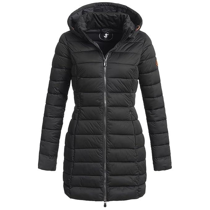 Giaccone The 4206sold Donna Duck Amazon 50 it Abbigliamento Save Nero Bwtq4xEgBd