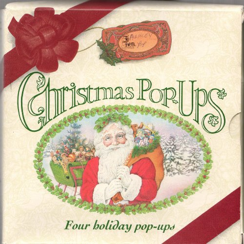 A Treasury Collection of Christmas Pop - Ups Boxed Set / Four Holiday Pop - Ups (A Child is Born/ A Christmas Carol/ Hark! The Herald Angels Sing/ The Nutcracker)