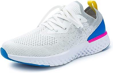 GJRRX Zapatillas Deportivas de Mujer - Zapatos Sneakers ...