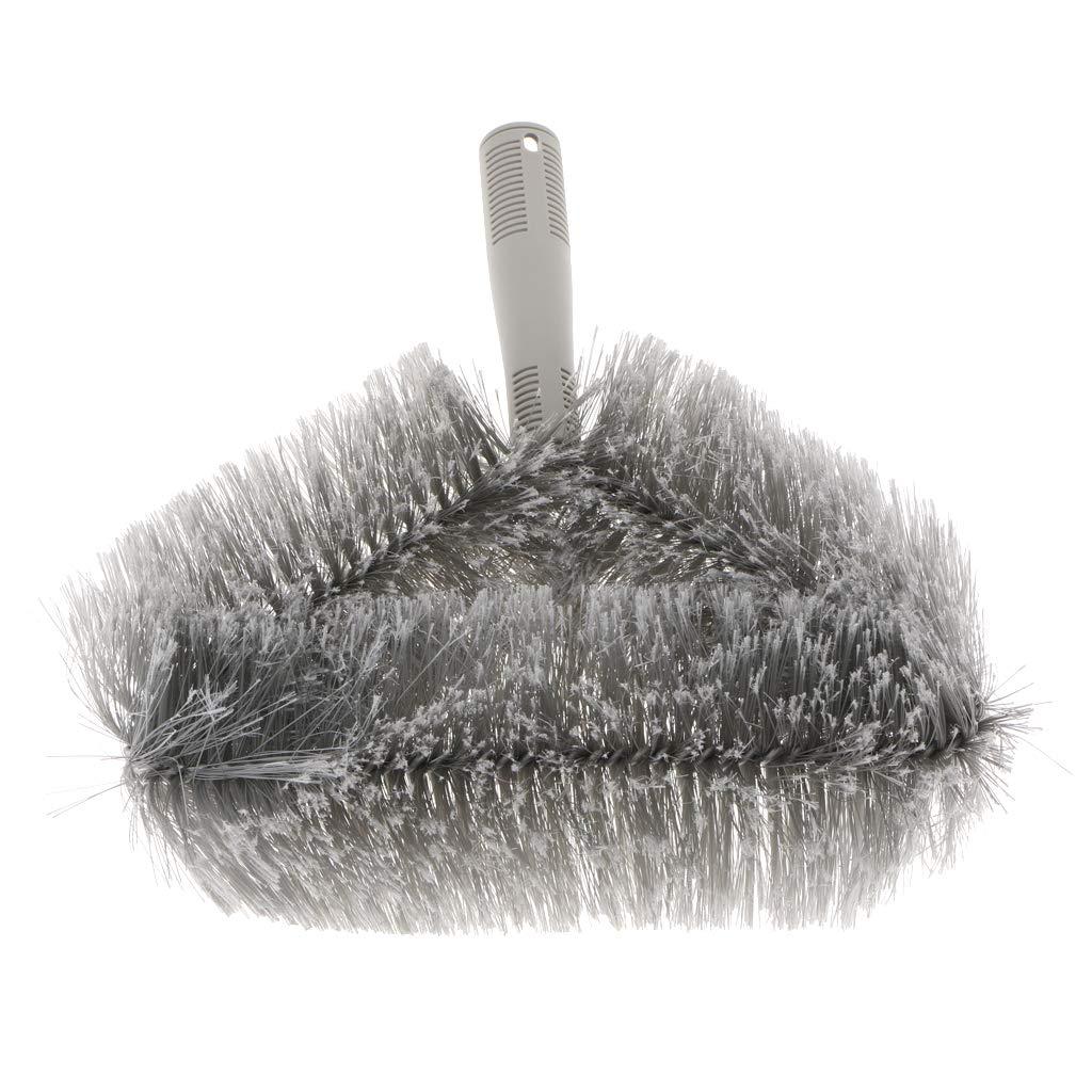 Cepillo Profesional De Telara/ña Para En Interiores O Exteriores Para Poste Extensible