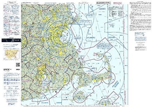 FAA Chart: VFR TAC BOSTON TBOS (Current - Map Boston Airport