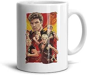 Cobra Kai Logo • Great Gift • 10oz Ceramic The Karate Kid Mug