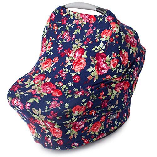 Nursing Cover, Car Seat Canopy, Shopping Cart, High Chair, Stroller and Carseat...