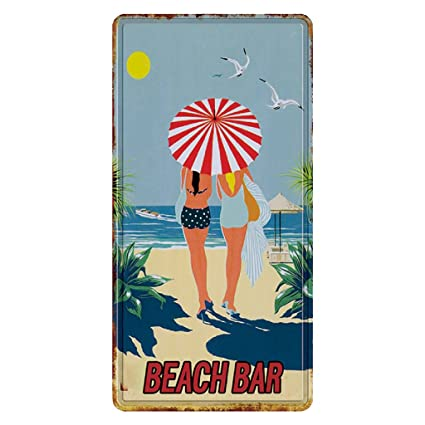 Mobile Bar Shabby Chic.Buy Shabby Chic Metal Tin Sign Poster Plaque Bar Pub Garage Wall