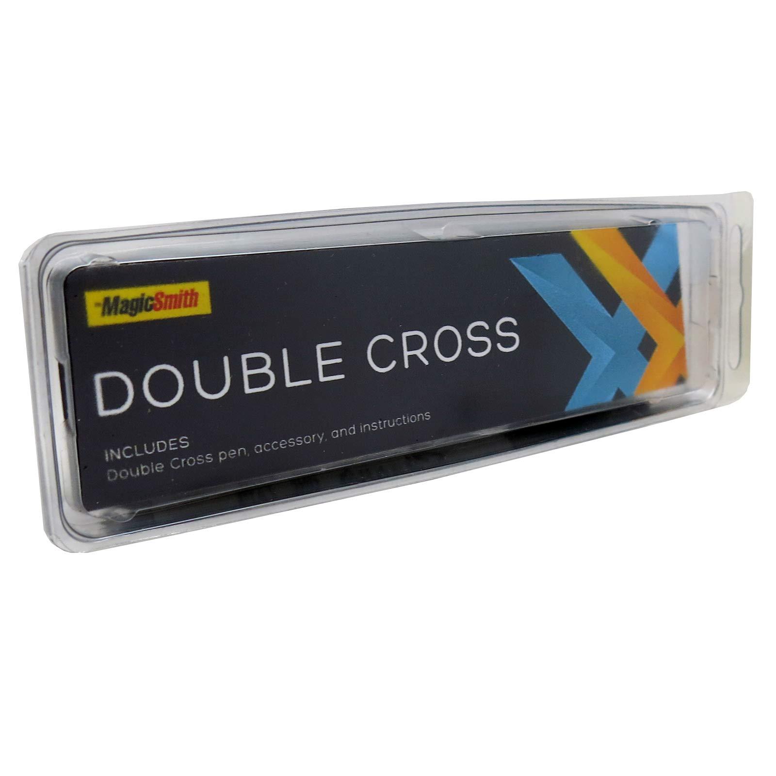 Mark Southworth's Double Cross - Trick by MagicSmith by Magic Smith