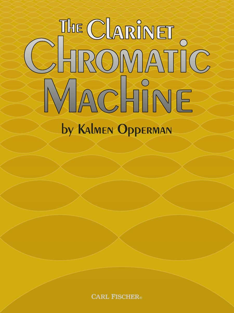 WF46 - The Clarinet Chromatic Machine